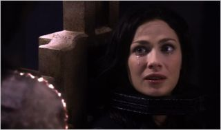 Warehouse 13, stand, myka