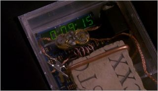 Warehouse 13, stand, artifact bomb
