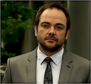 Leverage_the queen's gambit job_stirling (Mark Sheppard) cartoon