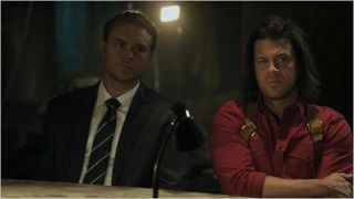 Leverage, the last dam job, quinn and eliot