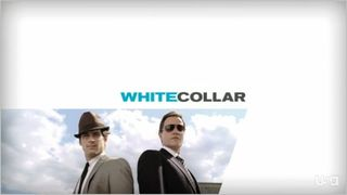 White collar logo_season 3
