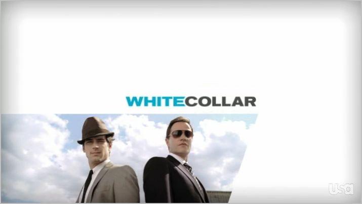 White collar logo_season 3
