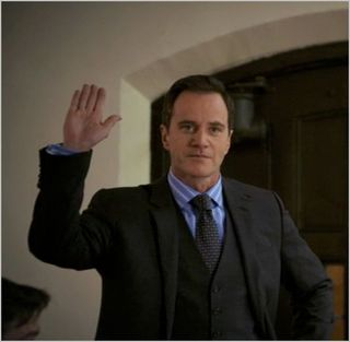 White collar, upper west story, peter