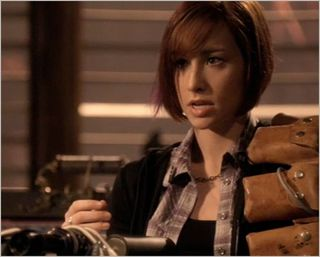 Warehouse 13, duped, claudia