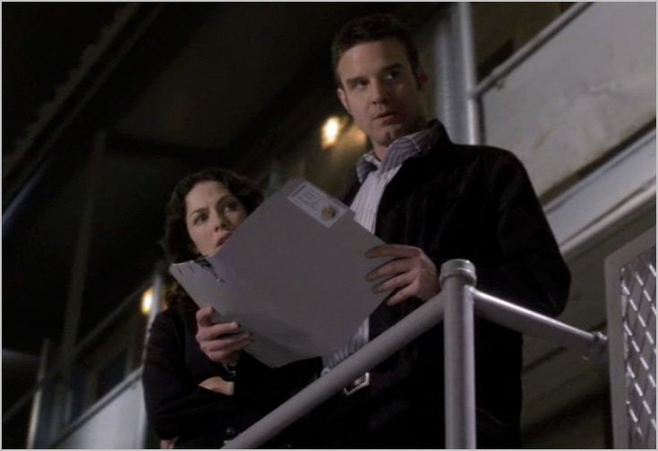 Warehouse 13, regrets, myka and pete