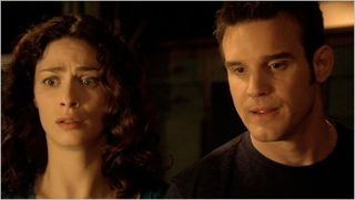 Warehouse 13, breakdown, myka and pete