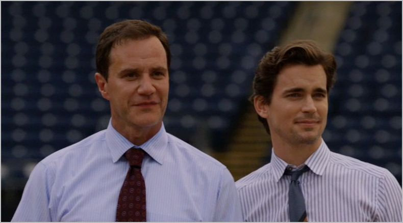 White collar, stealing home, neal and peter