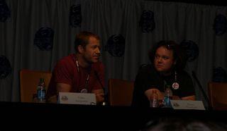 DragonCon 2011, Eureka.Warehouse 13 panel 3
