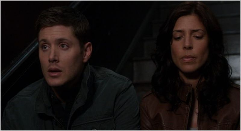 Supernatural, exile on main street, dean and lisa 2
