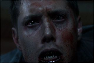 Supernatural, live free or twihard, dean 3