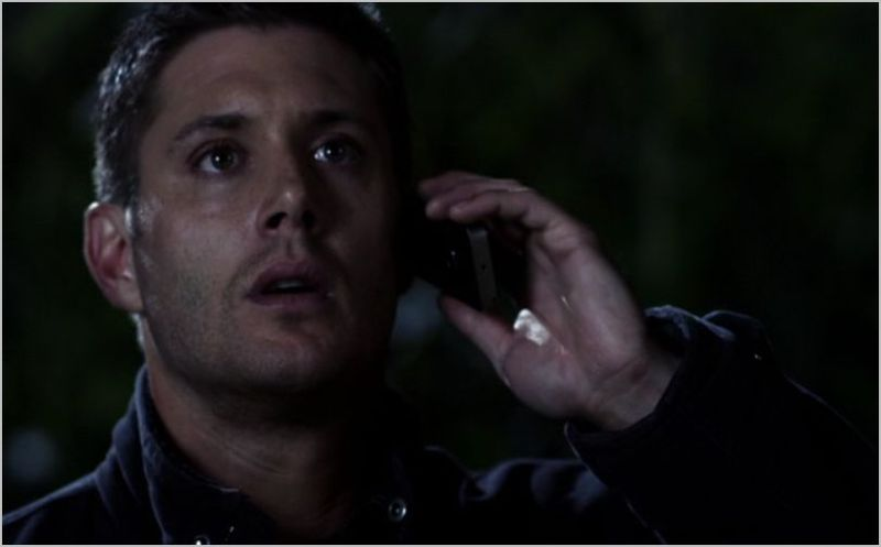 Supernatural, clap your hands if you believe, dean 2