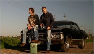 Supernatural, clap your hands if you believe, dean and sam