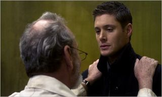 Supernatural, appointment in samarra, dean and doctor