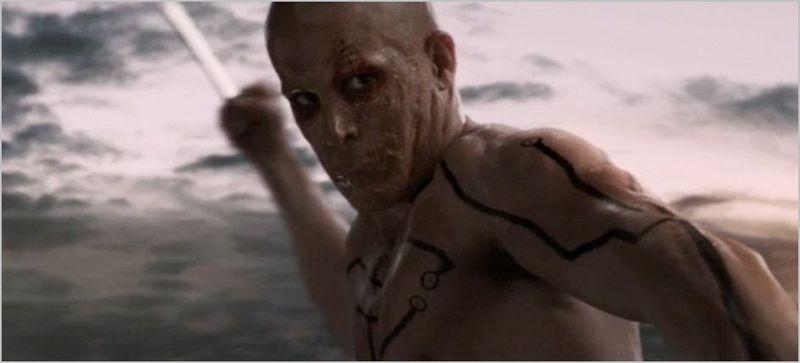 X-men origins wolverine, wade 2