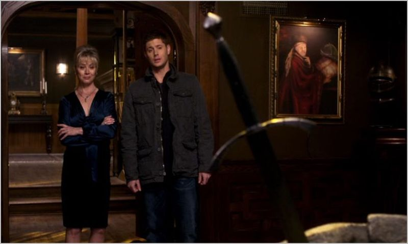 Supernatural, like a virgin, dean and visiak