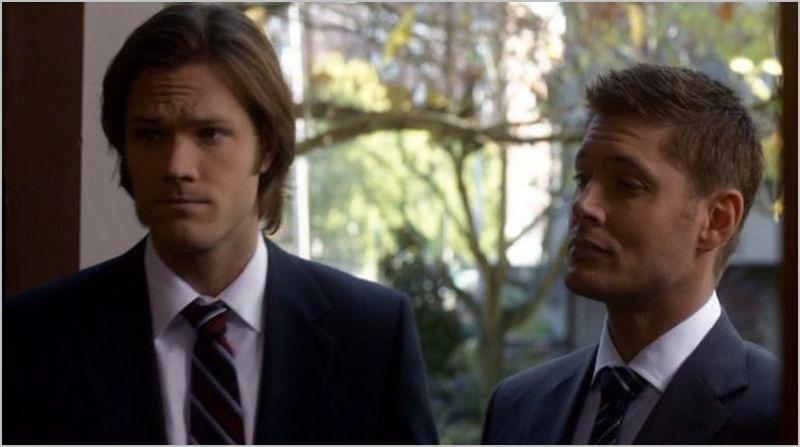Supernatural, like a virgin, sam and dean