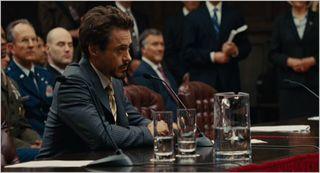 Iron Man 2, tony