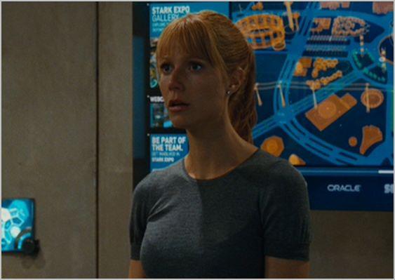Iron Man 2, pepper