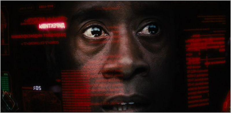 Iron Man 2, rhodes