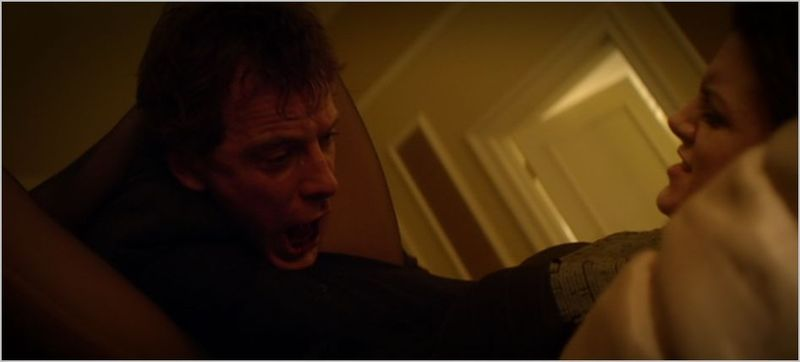 Haywire, mallory and paul fight