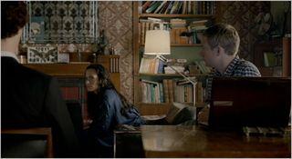 Sherlock, a scandal in belgravia, sherlock holmes, Irene Adler, John Watson
