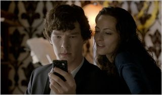 Sherlock, a scandal in belgravia, sherlock holmes and irene adler