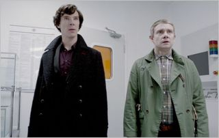 Sherlock, the hounds of baskerville, sherlock and watson 3