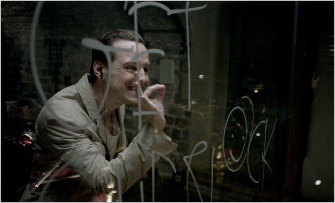 Sherlock, the reichenbach fall, moriarty
