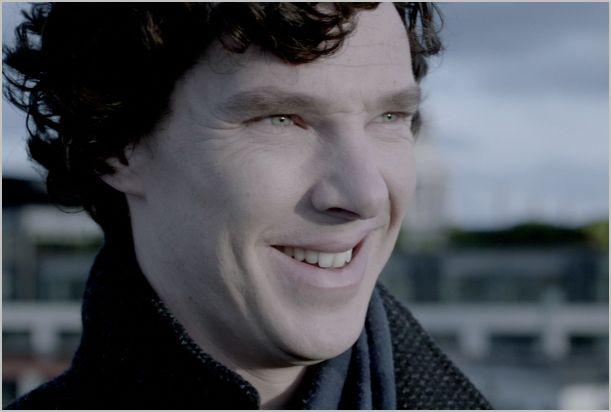 Sherlock, the reichenbach fall, sherlock 4