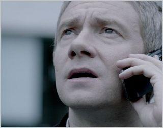 Sherlock, the reichenbach fall, watson 3