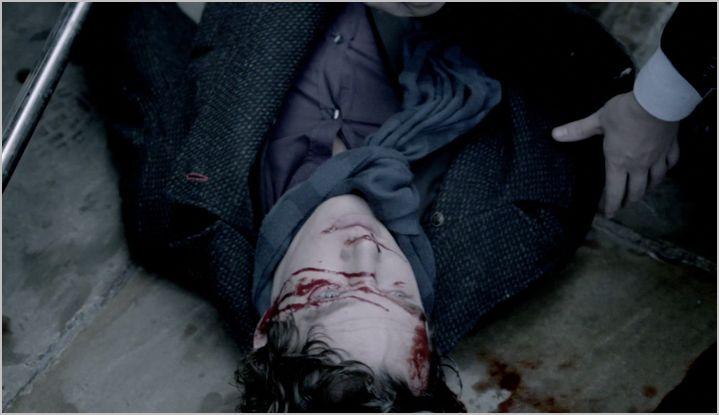 Sherlock, the reichenbach fall, sherlock 5
