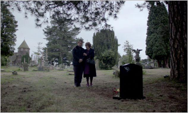 Sherlock, the reichenbach fall, watson and mrs. hudson