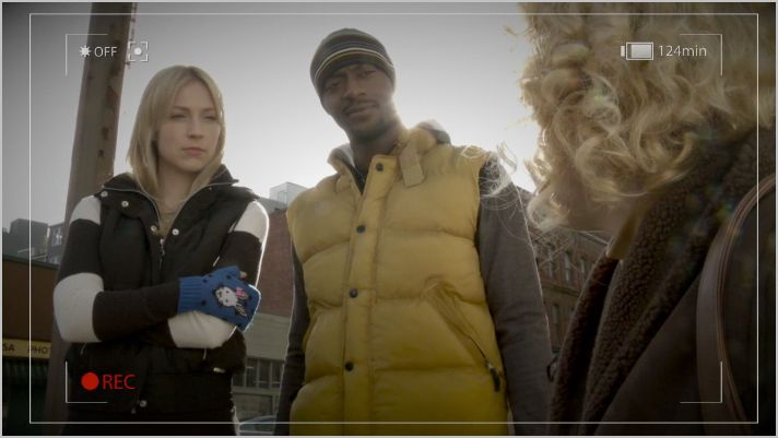 Leverage, the (very) big bird ffan, parker and hardison