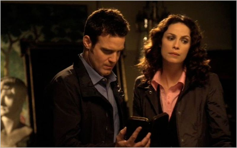 Warehouse 13, elements, pete and myka