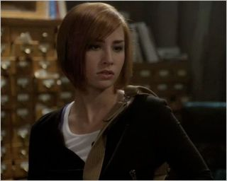 Warehouse 13, elements, claudia