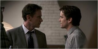 White collar, checkmate, mozzie, peter and neal