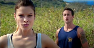 Hawaii five-0, mai ka wa kahiko, lori and steve