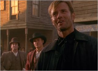 The magnificent seven, one day out west, jd, ezra, chris