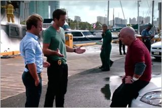 Hawaii five-0, lekio, danny and steve