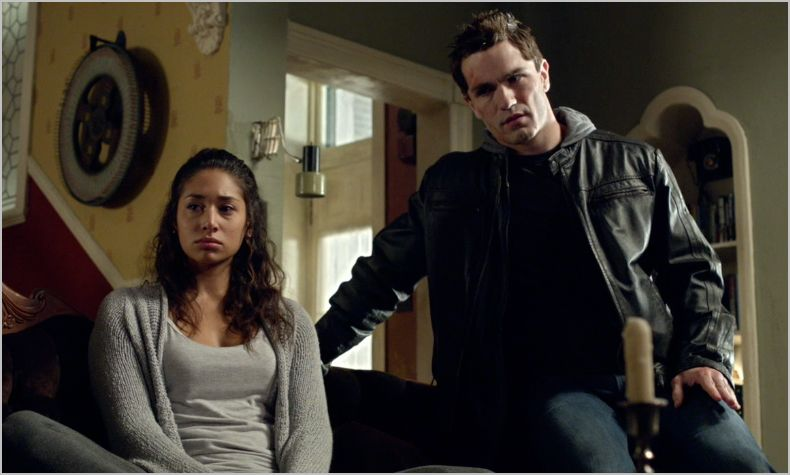 Being human, syfy, i've got you under your skin, sally and aidan