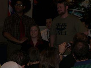 DragonCon 2011, IT Crowd panel 6