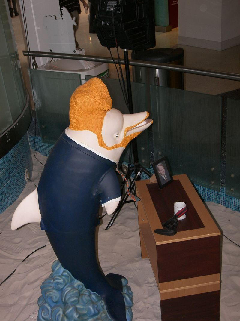 DragonCon 2011, GA Aquarium 4