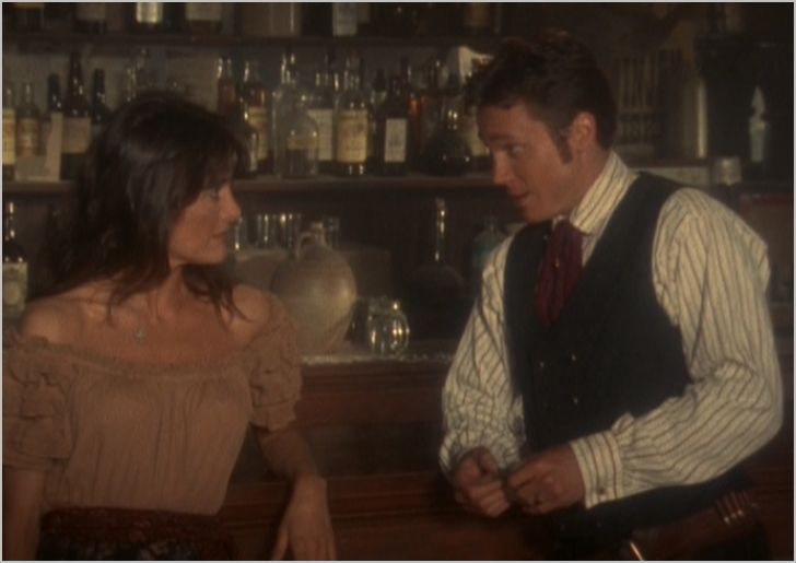Magnificent seven, sins of the past, ezra and inez