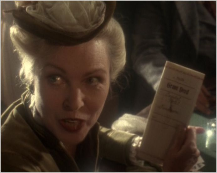 Magnificent seven, sins of the past, maude