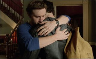 Being human, don't feat the scott, aidan and josh