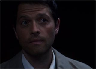 Supernatural, the third man, castiel