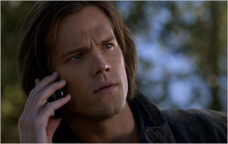 Supernatural, two and a half men, sam