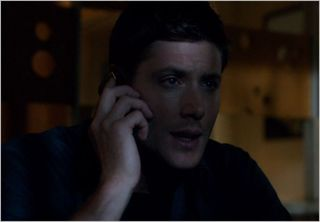 Supernatural, weekend at bobby's, dean