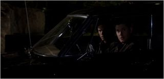 Supernatural, you can't handle the truth, sam and dean