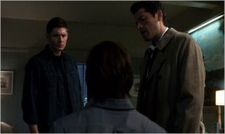 Supernatural, family matters, sam, dean and cas